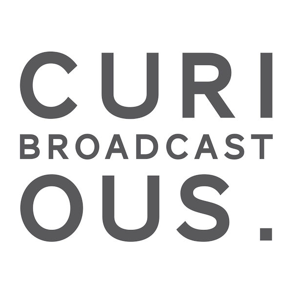Logo for Curious Broadcast