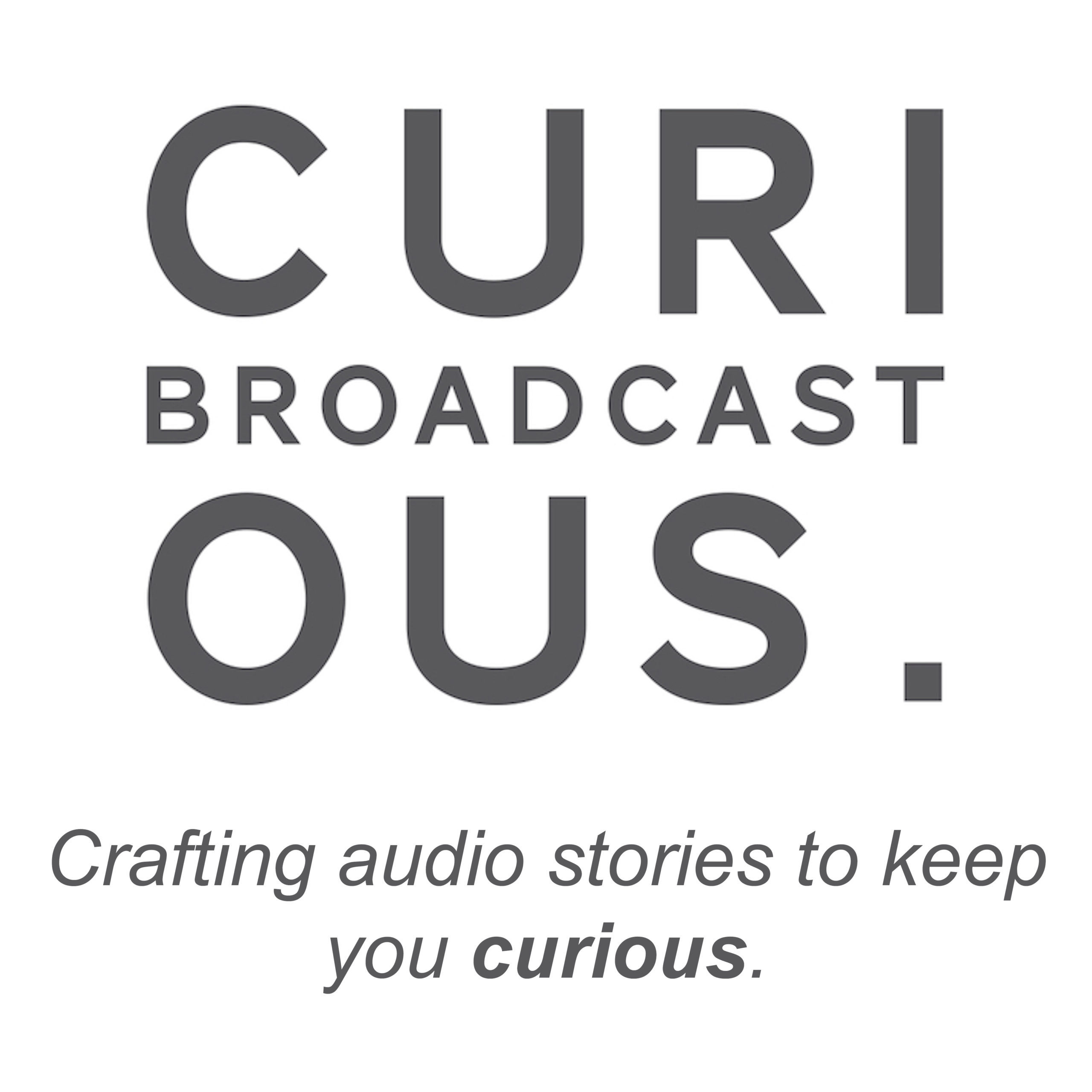 Logo for Curious Broadcast